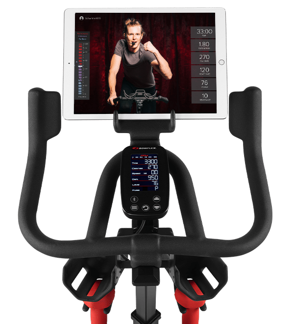 streaming workouts on the c6