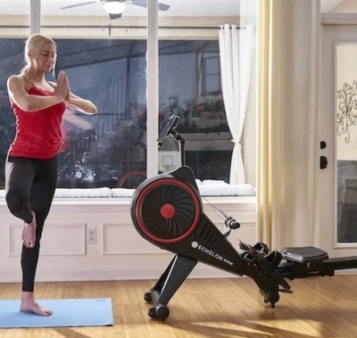 an overview of the echelon smart rower
