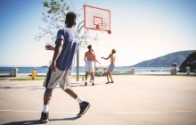 basketball for weight loss