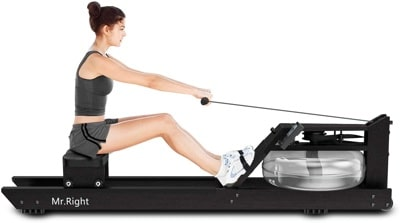 features of a water rower