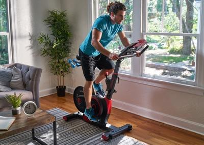 Echelon exercise bike