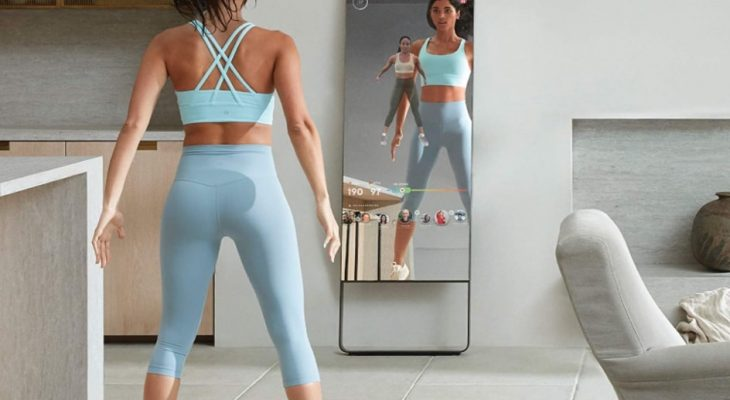 review of the MIRROR home gym