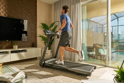 the Stride Treadmill