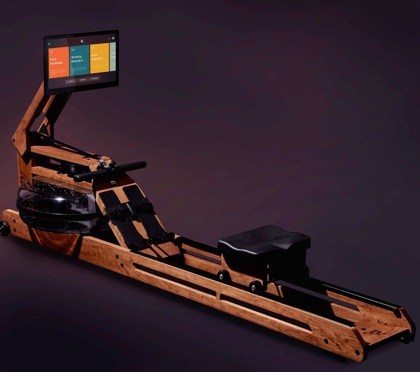 Ergatta is a great water rower
